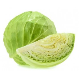 Cabbage - Green each
