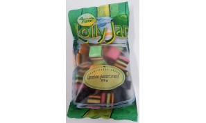 Lollies - Licorice Assorted 375g